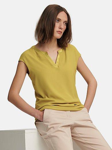 comma, - Le T-shirt col V