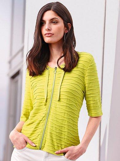 Betty Barclay - Skjortejakke med halvlange ærmer