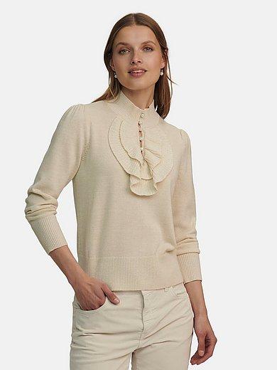 Uta Raasch - Pullover mit Stehkragen