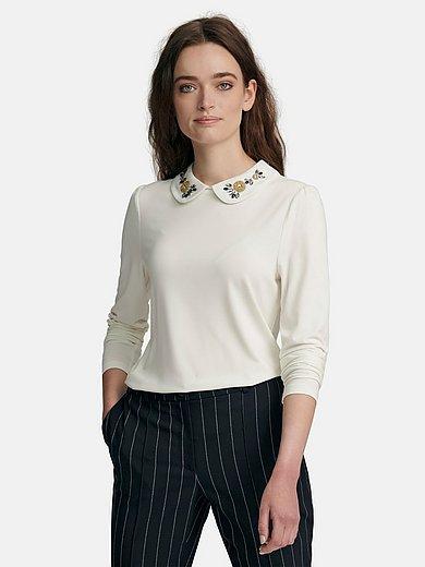 Uta Raasch - Rundhals-Shirt mit Bubi-Kragen