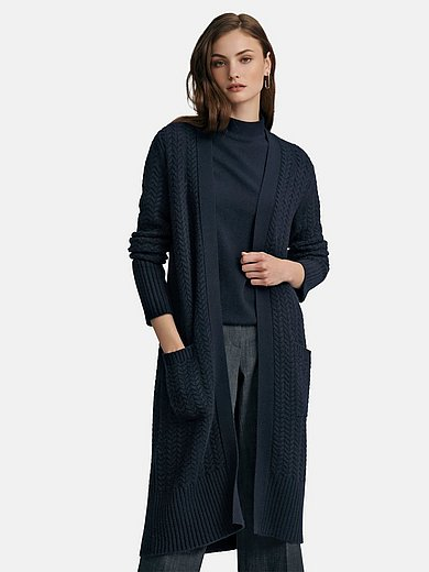 Fadenmeister Berlin - Knitted coat in 100% cashmere