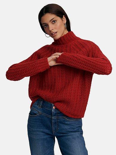 include - Pullover mit Stehbundkragen