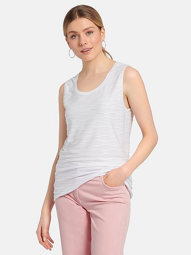 Betty Barclay - Mouwloos shirt