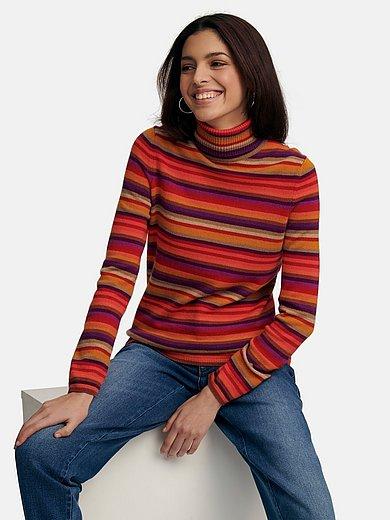 include - Rollkragen-Pullover aus 100% Premium-Kaschmir