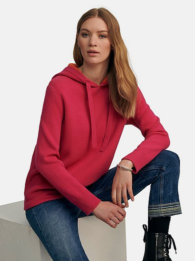 FLUFFY EARS - Wende-Pullover