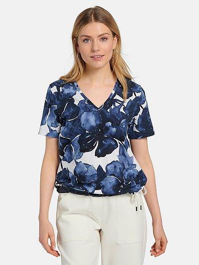 Margittes - Shirt met V-hals