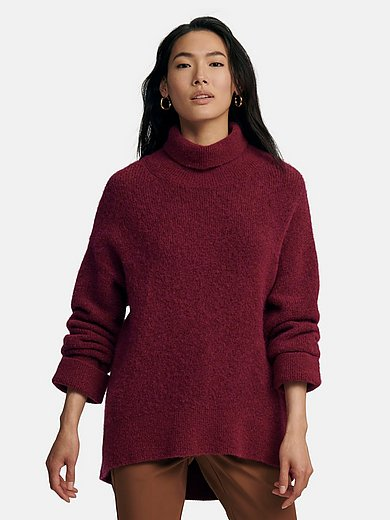 St. Emile - Jumper with roll-neck collar