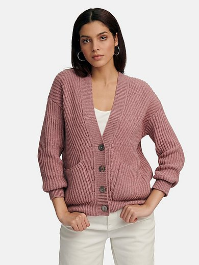 (THE MERCER) N.Y. - Cardigan made of 100% cashmere