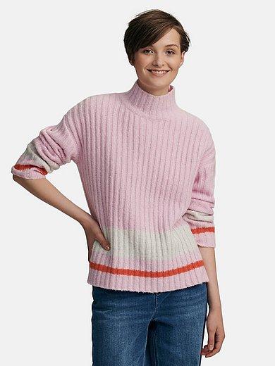 MYBC - Pullover mit hohem Stehbund
