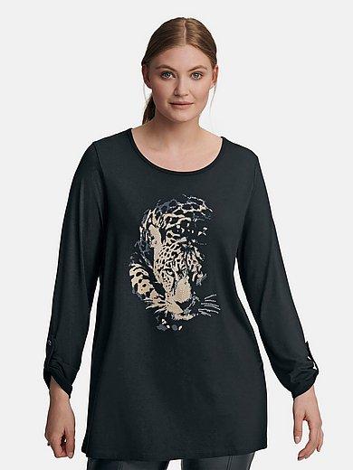 Anna Aura - Rundhals-Shirt zum Krempeln
