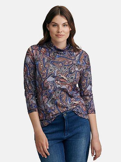 Emilia Lay - Rollkragen-Shirt
