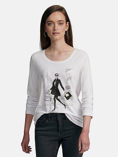Uta Raasch - Shirt mit Rundhals-Ausschnitt