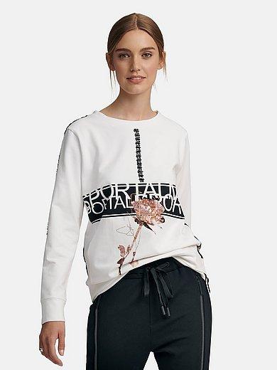 Sportalm Kitzbühel - Sweatshirt with floral print