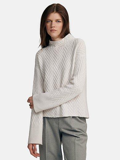 TALBOT RUNHOF X PETER HAHN - Pullover mit Stehkragen