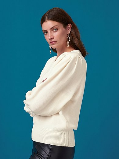 Laura Biagiotti ROMA - Le pull en laine vierge et cachemire