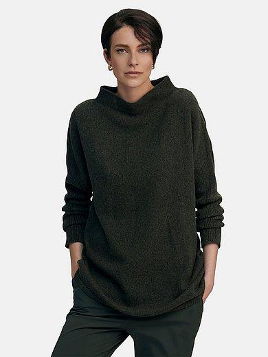 tRUE STANDARD - Long jumper in 100% cashmere