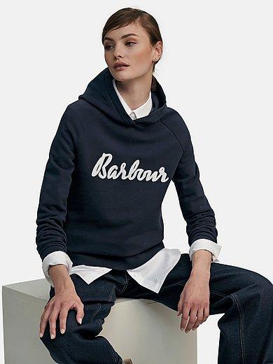 Barbour - Le sweat-shirt 100% coton