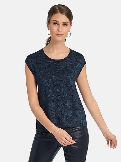 Basler - Sleeveless jumper with round neckline