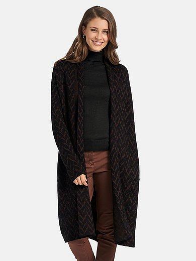 Basler - Le manteau en maille manches longues