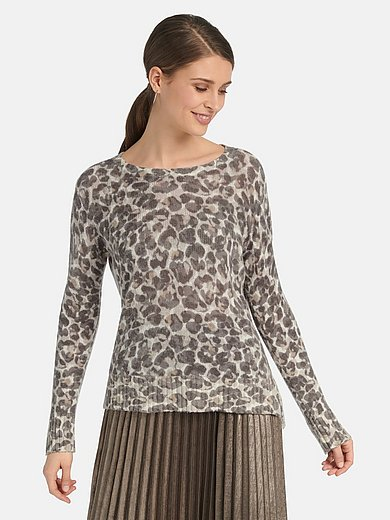 Basler - Knitted jumper with long sleeves