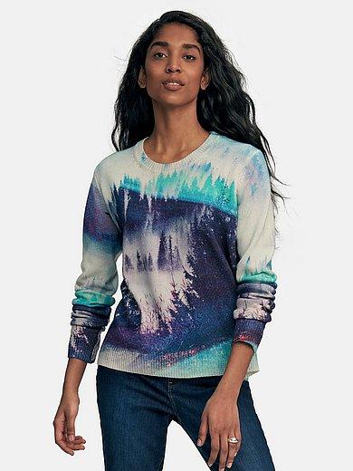 Cashmere Victim - Rundhalsad tröja modell Hollanda