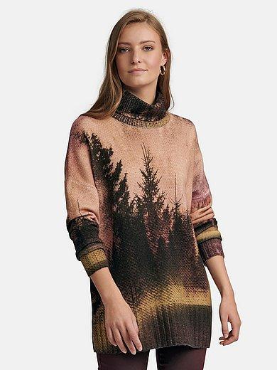 Cashmere Victim - Rollkragen-Pullover aus 100% Premium-Kaschmir