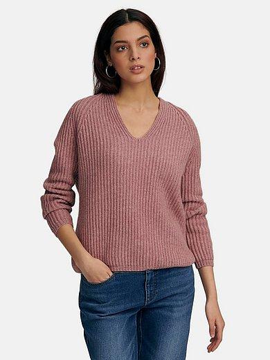 (THE MERCER) N.Y. - V-neck jumper made of 100% cashmere