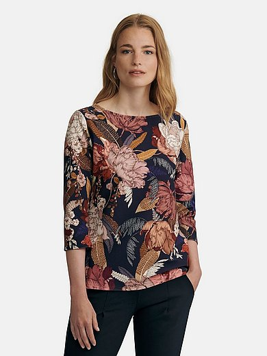 Betty Barclay - Top with floral print