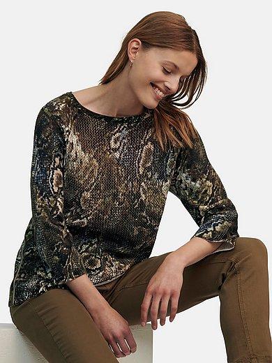 Betty Barclay - Rundhalsad tröja av 100% bomull