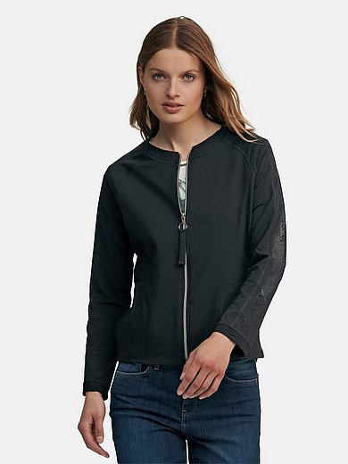 Betty Barclay - Le cardigan en sweat manches longues