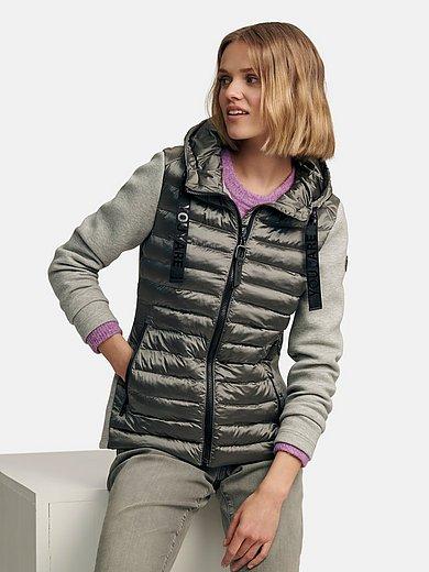 Fuchs & Schmitt - La veste en molleton à capuche