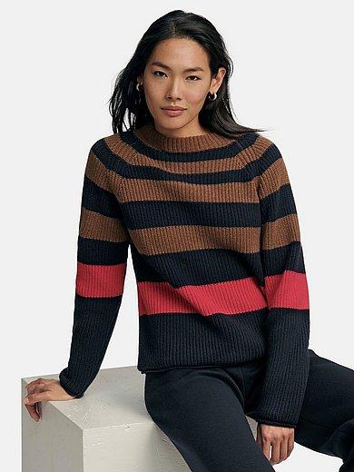 MAERZ Muenchen - Pullover mit Stehbundkragen