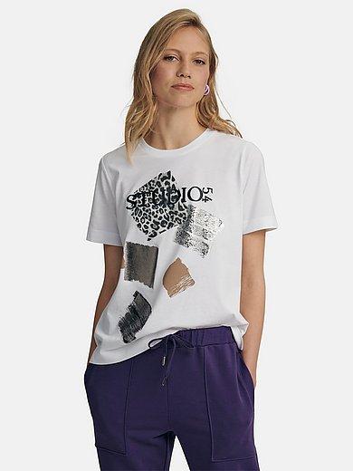 Margittes - Le T-shirt encolure ras-de-cou