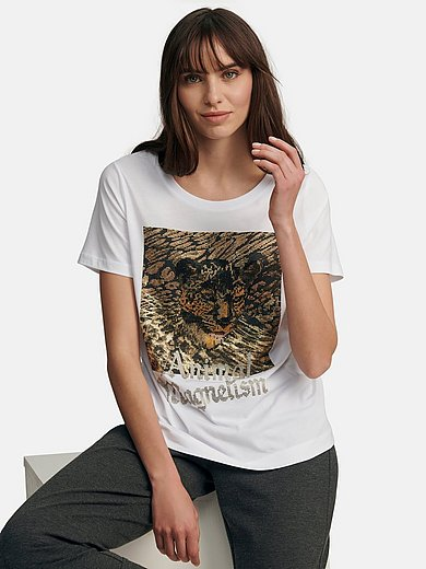Margittes - Le T-shirt encolure dégagée