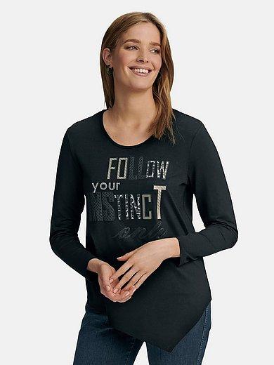 Doris Streich - Le T-shirt avec encolure arrondie