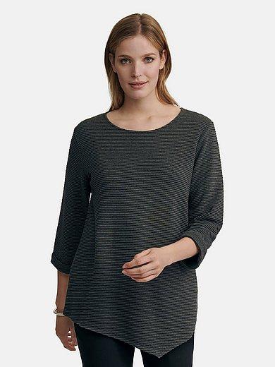 Doris Streich - Rundhals-Shirt mit 3/4-Arm