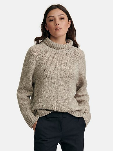 Windsor - Jumper in wool and silk mix