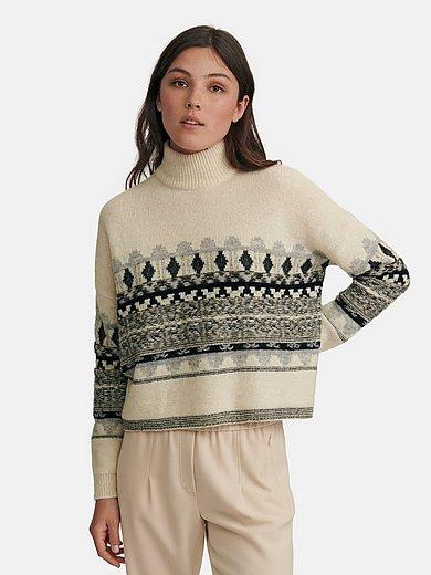 Riani - Pullover mit Stehkragen