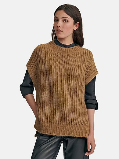 Riani - Slipover with drop shoulder in wool mix