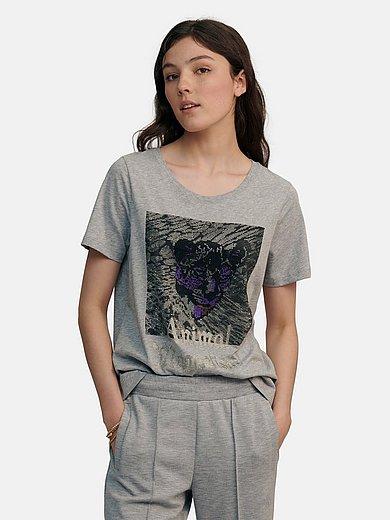 Margittes - Bluse med korte ærmer