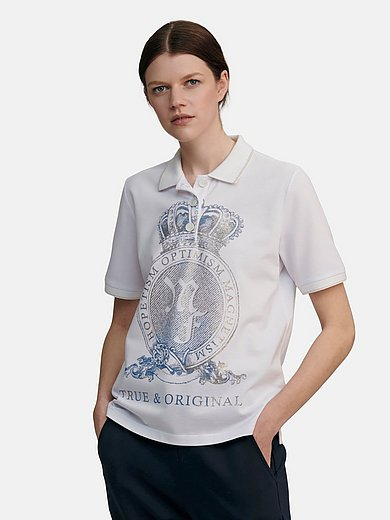 Margittes - Polo shirt with short sleeves