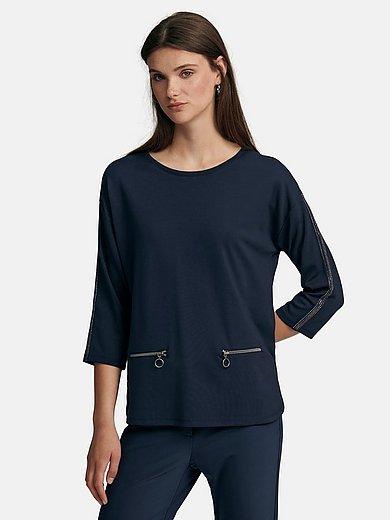 Betty Barclay - Sweatshirt med rund hals
