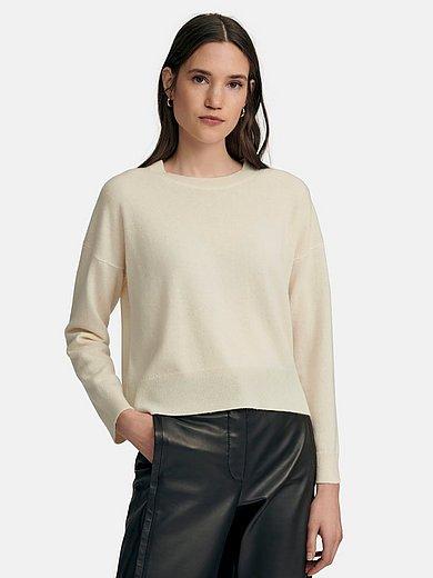 Riani - Rundhalsad tröja i 100% kashmir
