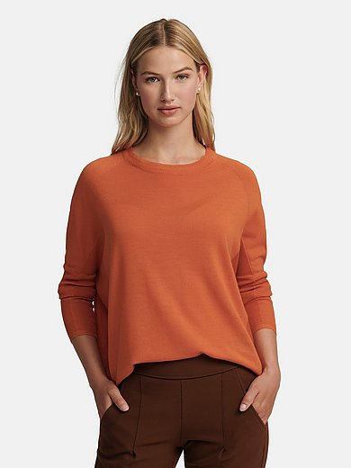PETER HAHN PURE EDITION - Rundhals-Pullover