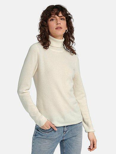 include - Rollkragen-Pullover