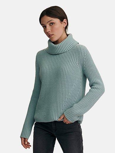 oui - Rollkragen-Pullover