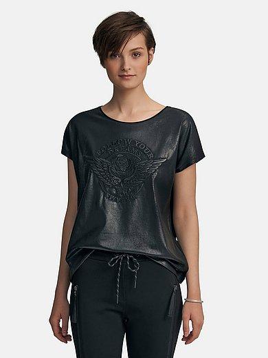 Monari - Le T-shirt à emmanchures tombantes