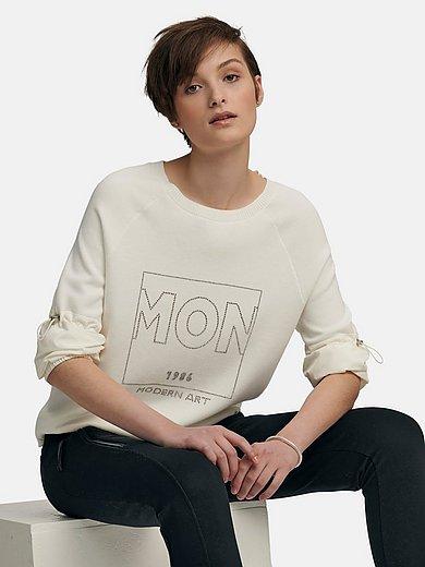 Monari - Le pull à manches longues raglan