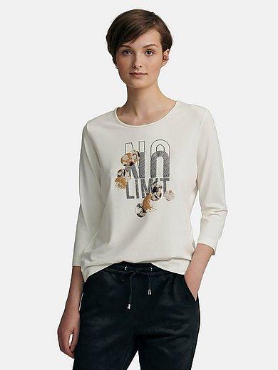 Rabe - Rundhals-Shirt mit 3/4-Arm