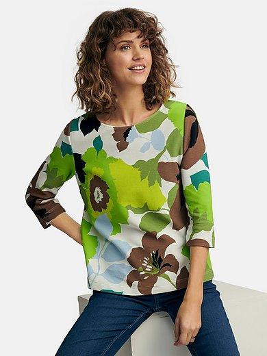 ZAIDA - Bluse med 3/4-ærmer
